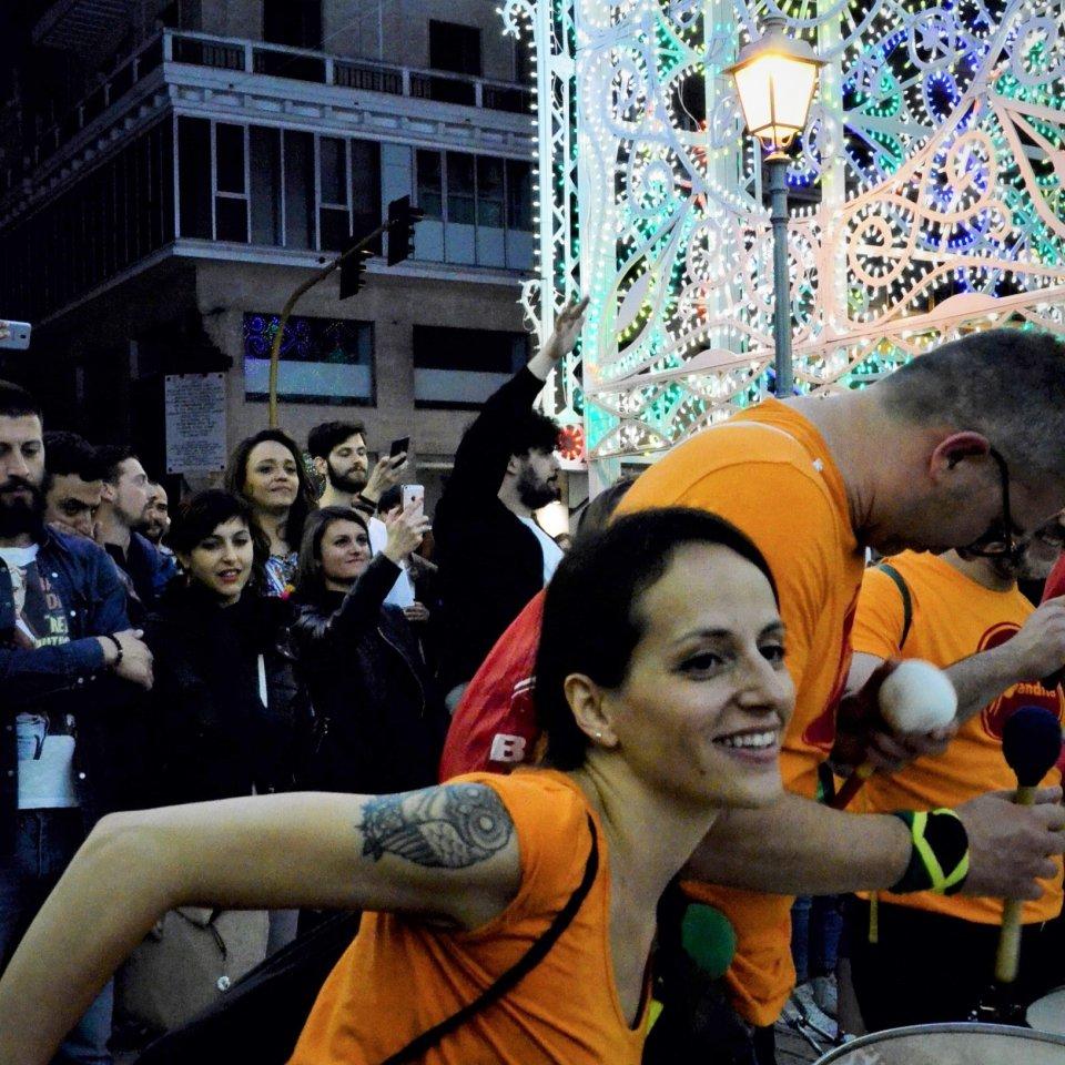 19 #Banditaofficinadelritmo #BanditaLovesSanNicola–XIII Edizione #AdrianaScommegna